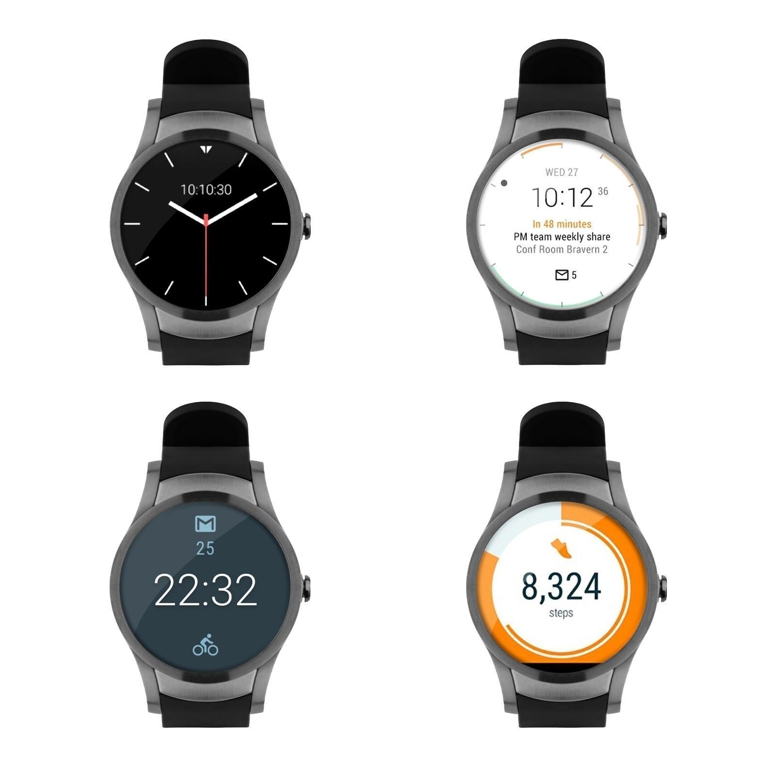 Wear24 Quanta Smartwatch by Verizon Smart watch, Android