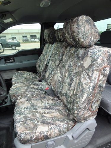 Exact Seat Covers F488 Mc2c Custom Exact Fit Seat Covers Designed For 20112013 Ford F150f550 Xl And Stx Model F Seat Covers Truck Seat Covers Bench Seat Covers