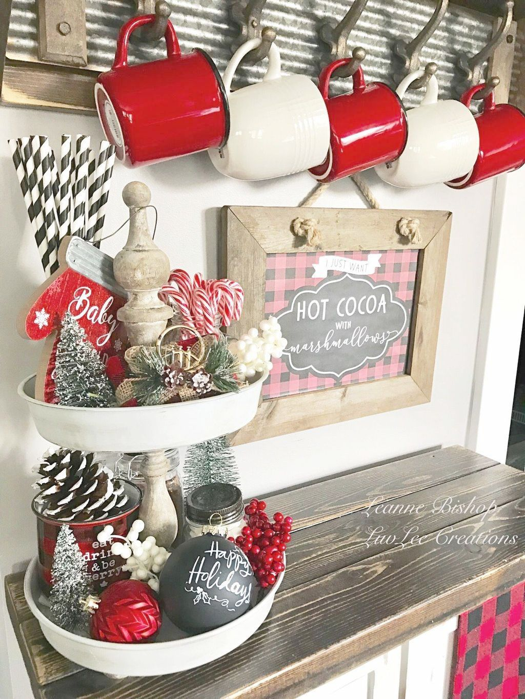 Christmas Homecoming Ideas.Christmas Home Decor Etsy Little Christmas Homecoming
