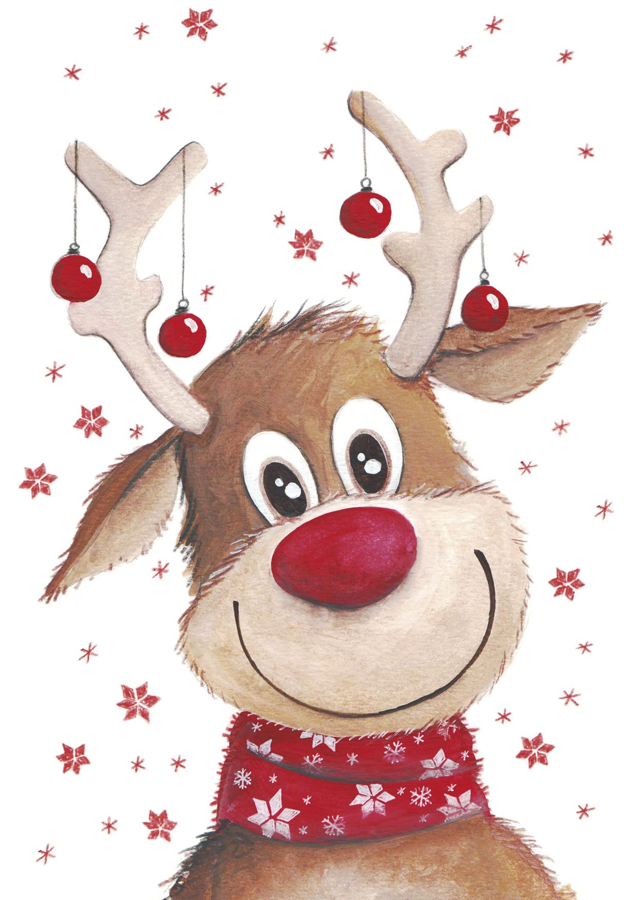 rudolph with his tiny red balls you are invited to. Black Bedroom Furniture Sets. Home Design Ideas