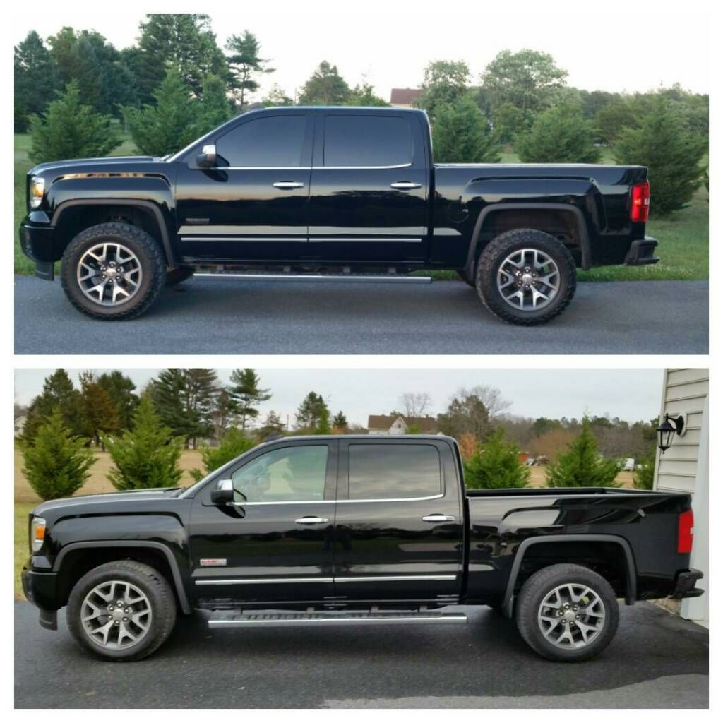 170976 Max Tire Size With Rough Country Front Leveling Kit also Chevycmc together with 2014 Gmc Sierra All Terrain Tires T392938 as well Page 3 furthermore Z71 Leveling Kit. on 2014 gmc sierra all terrain leveling kit