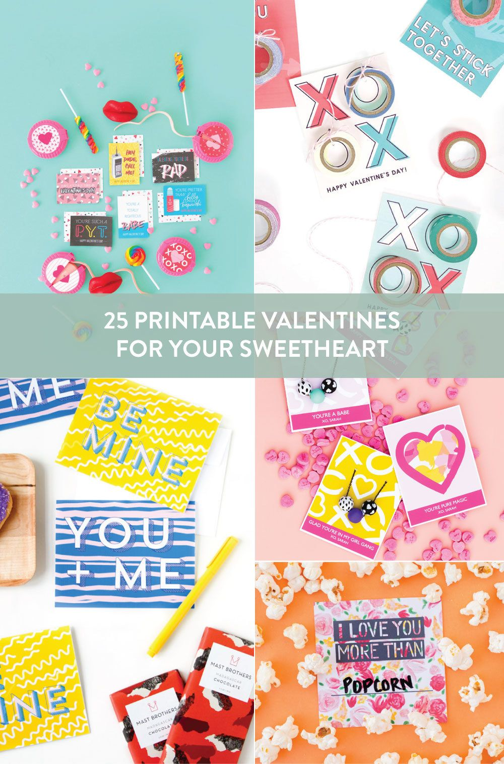 Skip the Store-Bought: Here are 25 Genuine Valentines for Your Sweetheart