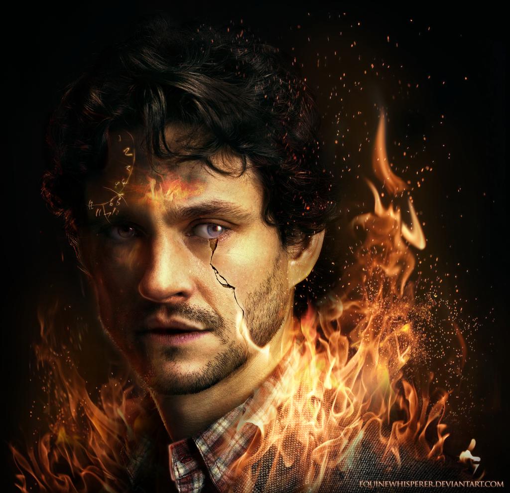 Hannibal Burning Series