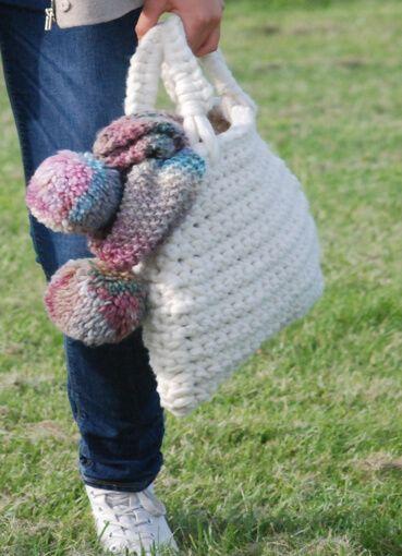Tasche häkeln - so schön für den Herbst | Tasche häkeln, Gehäkelte ...