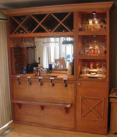Cool Kegerator Ideas Google Search Add Wine Fridge