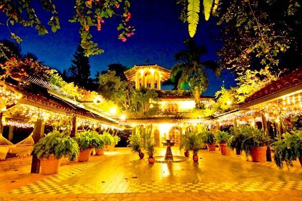 Hacienda Siesta Alegre In The Rainforest Of Puerto Rico