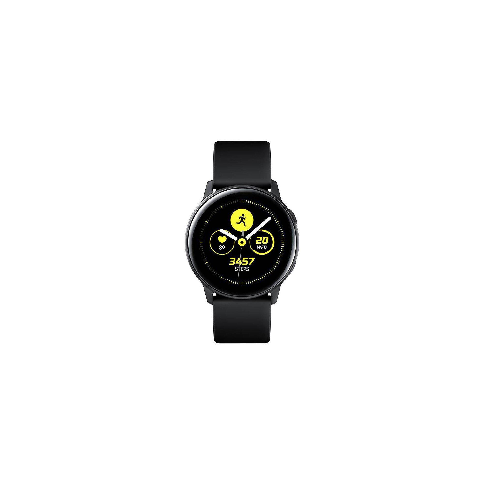 Samsung Galaxy Watch Active Black Smart watch, Samsung
