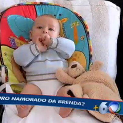 """Xuxa encontra um """"pretendente"""" para a pequena Brenda. Veja os destaques do programa esportivo da Rede Record! #EsporteFantástico http://r7.com/7buK"""