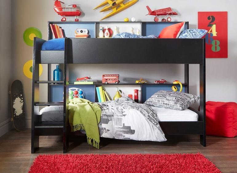 Best Sophie Bunk Bed Frame Dreams Kids Bedroom Furniture 640 x 480