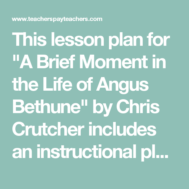 A brief moment in the life of angus bethune by chris crutcher a brief moment in the life of angus bethune by chris crutcher fandeluxe Choice Image