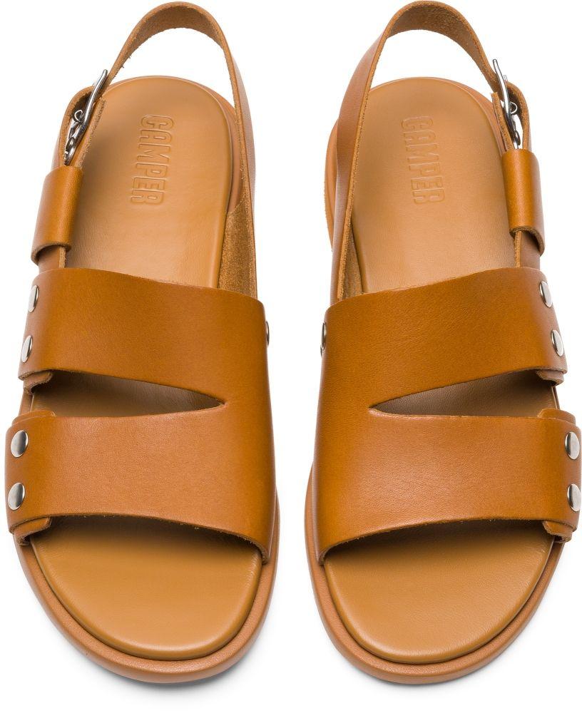 Camper Edy K200574-002 Flat shoes women zmELBHRn