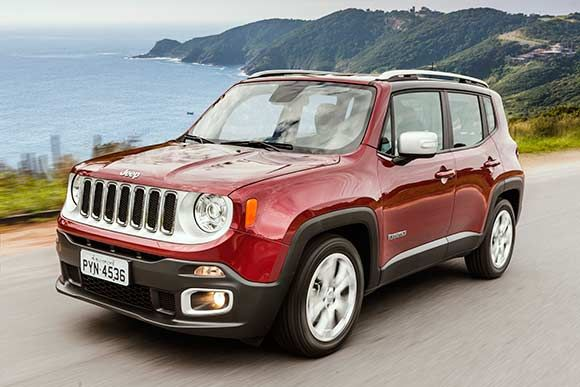Ficha Tecnica Completa Do Jeep Renegade Limited 1 8 At 2018 Jeep