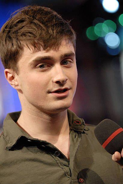 Daniel Radcliffe Visits MTV's