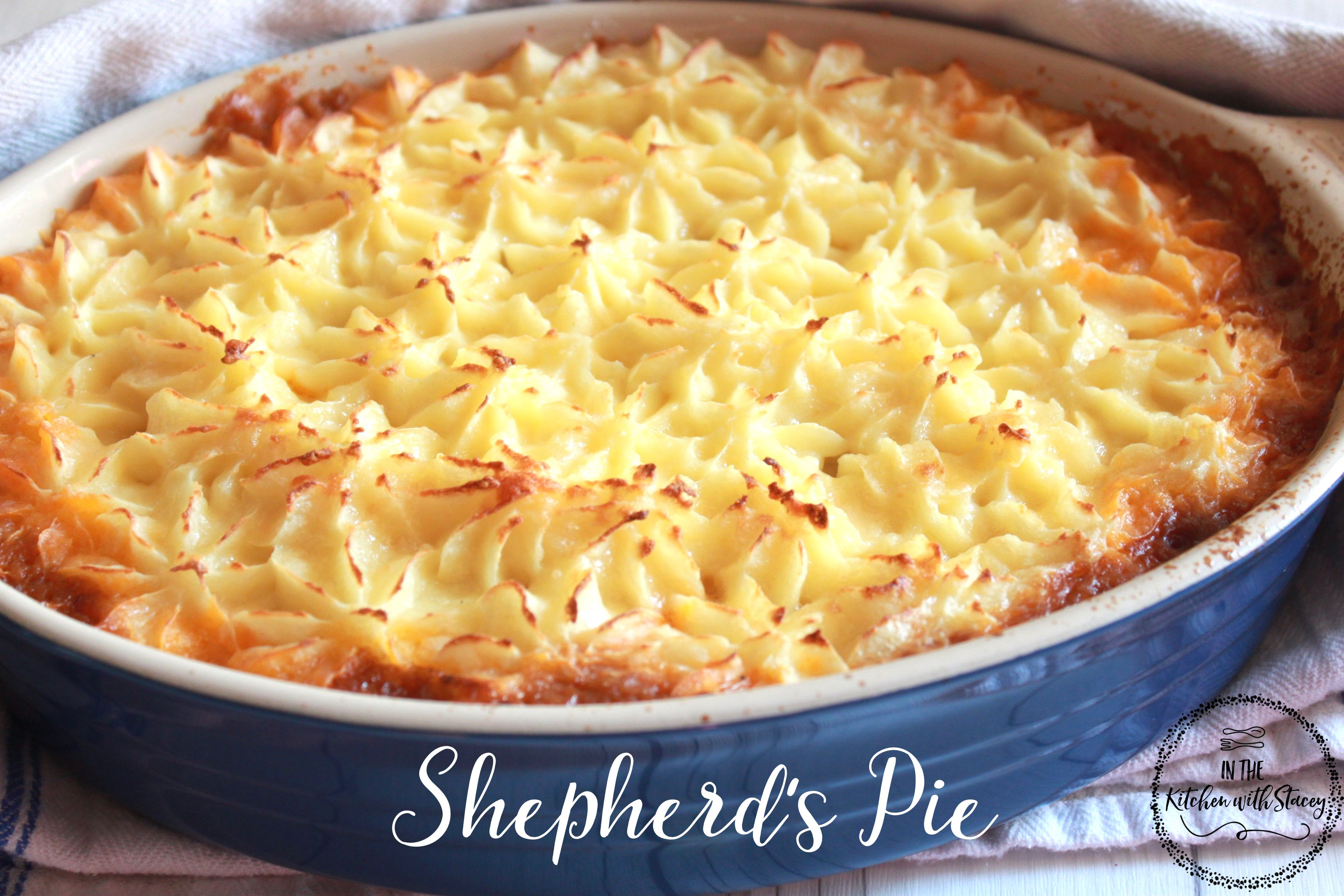 Comforting Shepherd's Pie - In the Kitchen with Stacey
