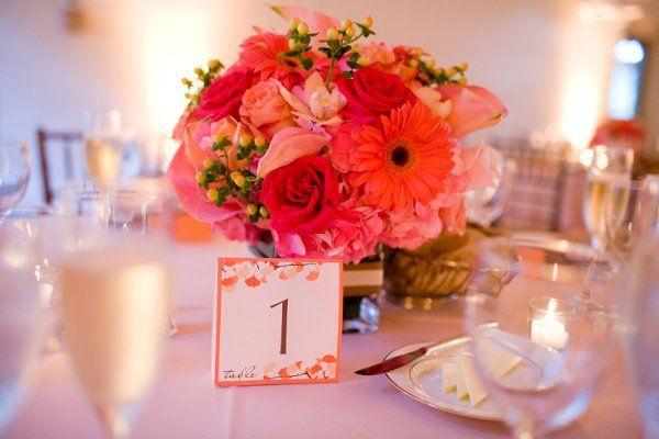 DIY Garden Chic Wedding Favors Photos on WeddingWire
