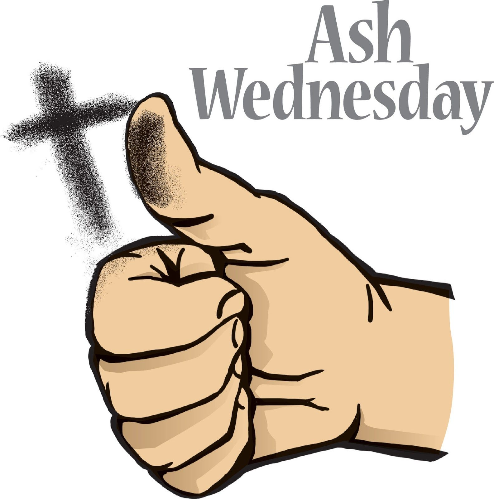 47+ Ash wednesday clipart graphics information