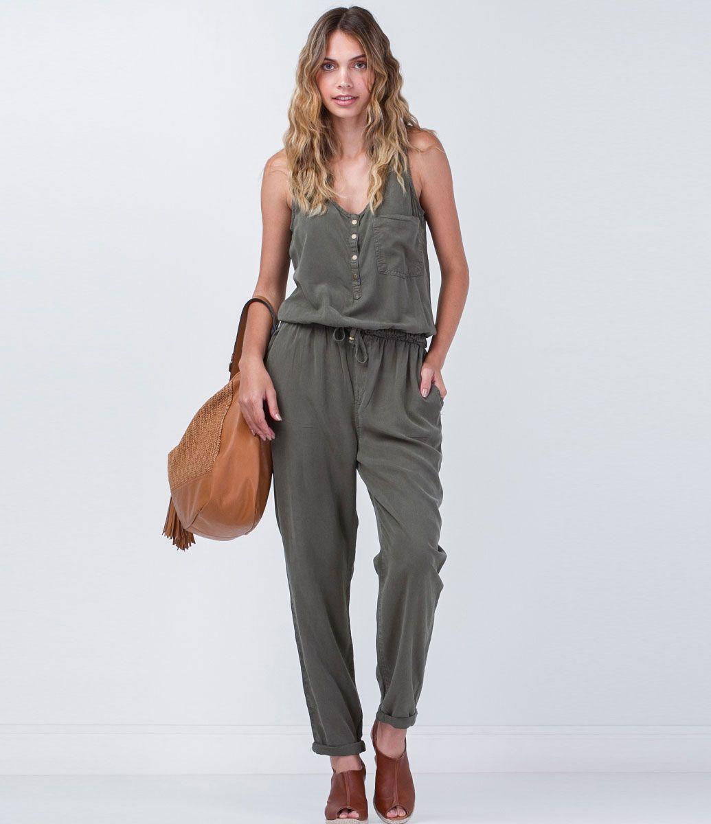 Lojas Renner BR: Vestidos e macacões pro outono | Milled