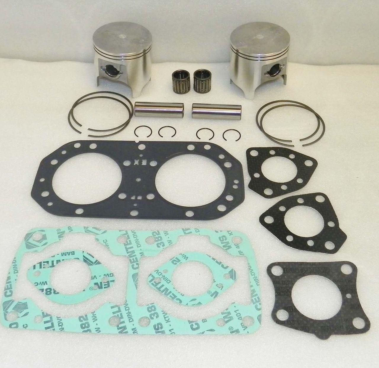WSM Yamaha WR 500 Top End Piston Rebuild Kit 010-801-10 STD SIZE ONLY