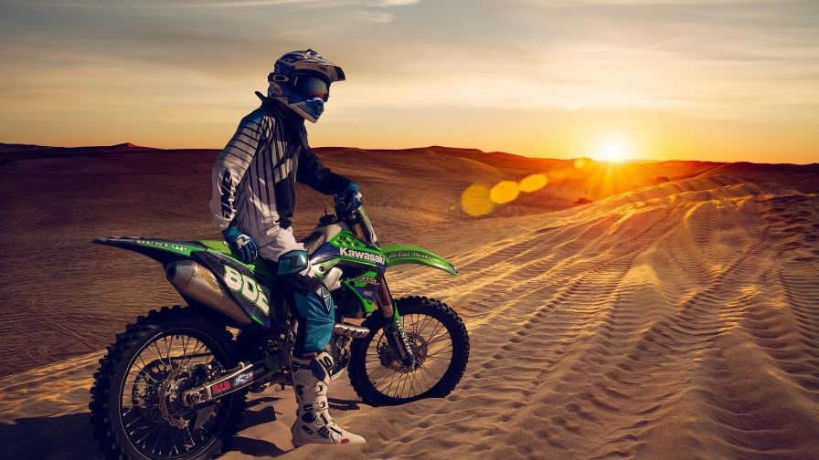 Motorcycle Sand Wallpaper Download Full Free High Definition