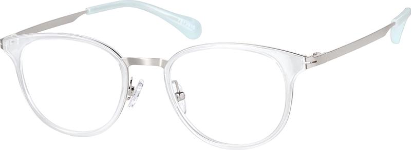Brown Round Glasses  7813915
