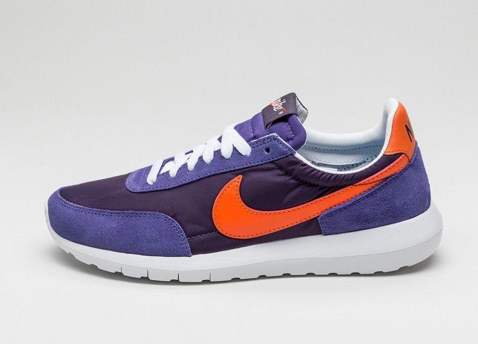 san francisco c770a 1f1a5 Nike Roshe Daybreak NM (Abyss   Orange Blaze - Varsity Purple - White)