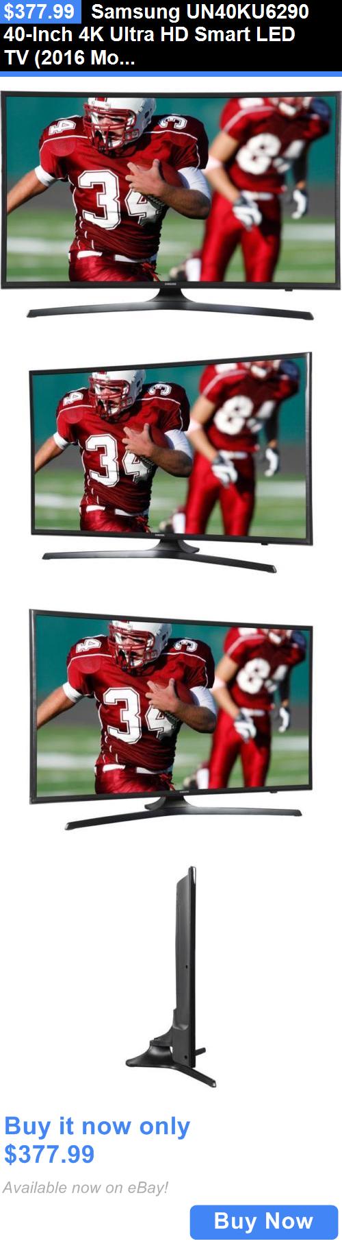 Smart TV Samsung Un40ku6290 40Inch 4K Ultra Hd Smart Led