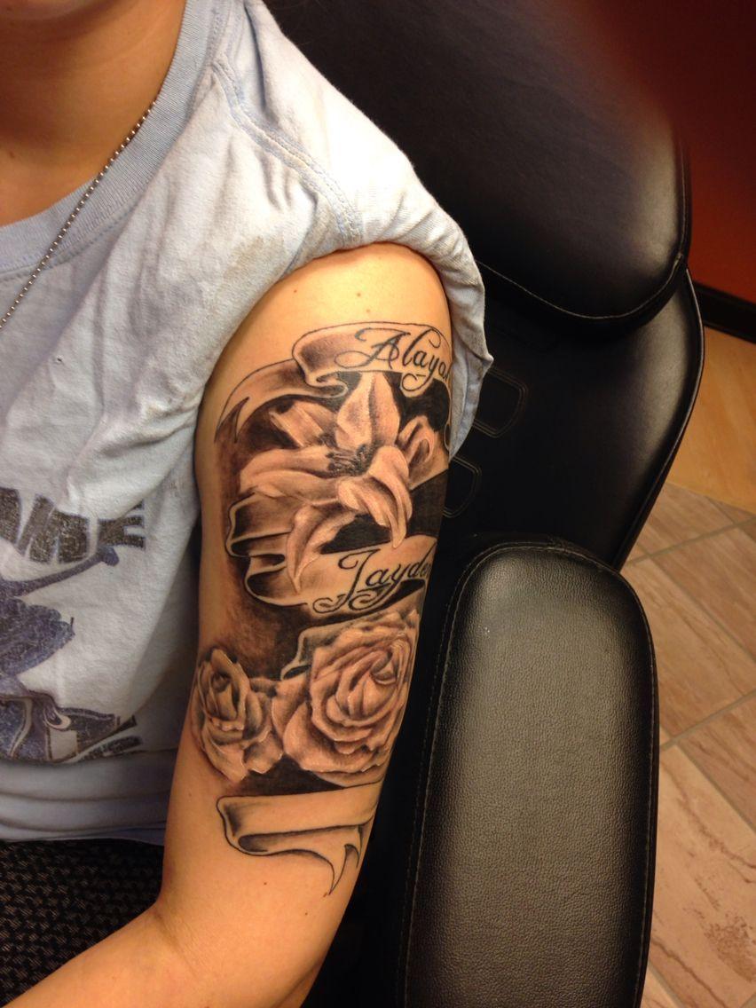 Flower tattoo tattoos flower tattoo ink