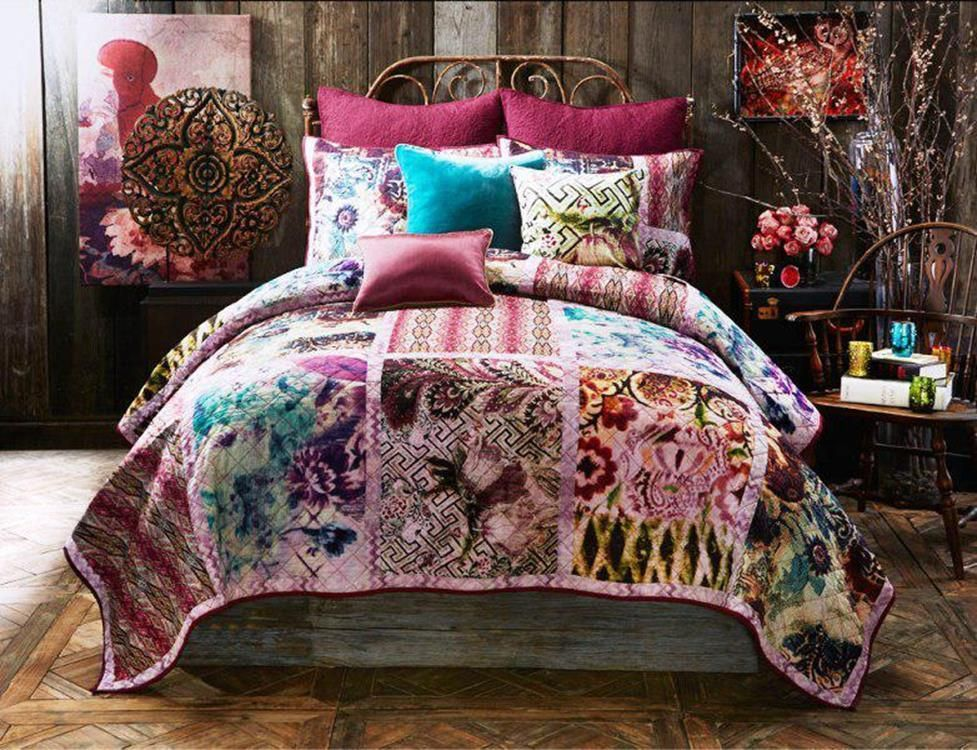 63 Awesome Bohemian Bedroom Ideas on a Budget | Romantik ... on Bohemian Bedroom Ideas On A Budget  id=15046