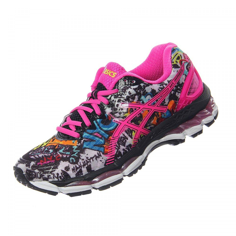 zapatillas deportivas de mujer asics gel