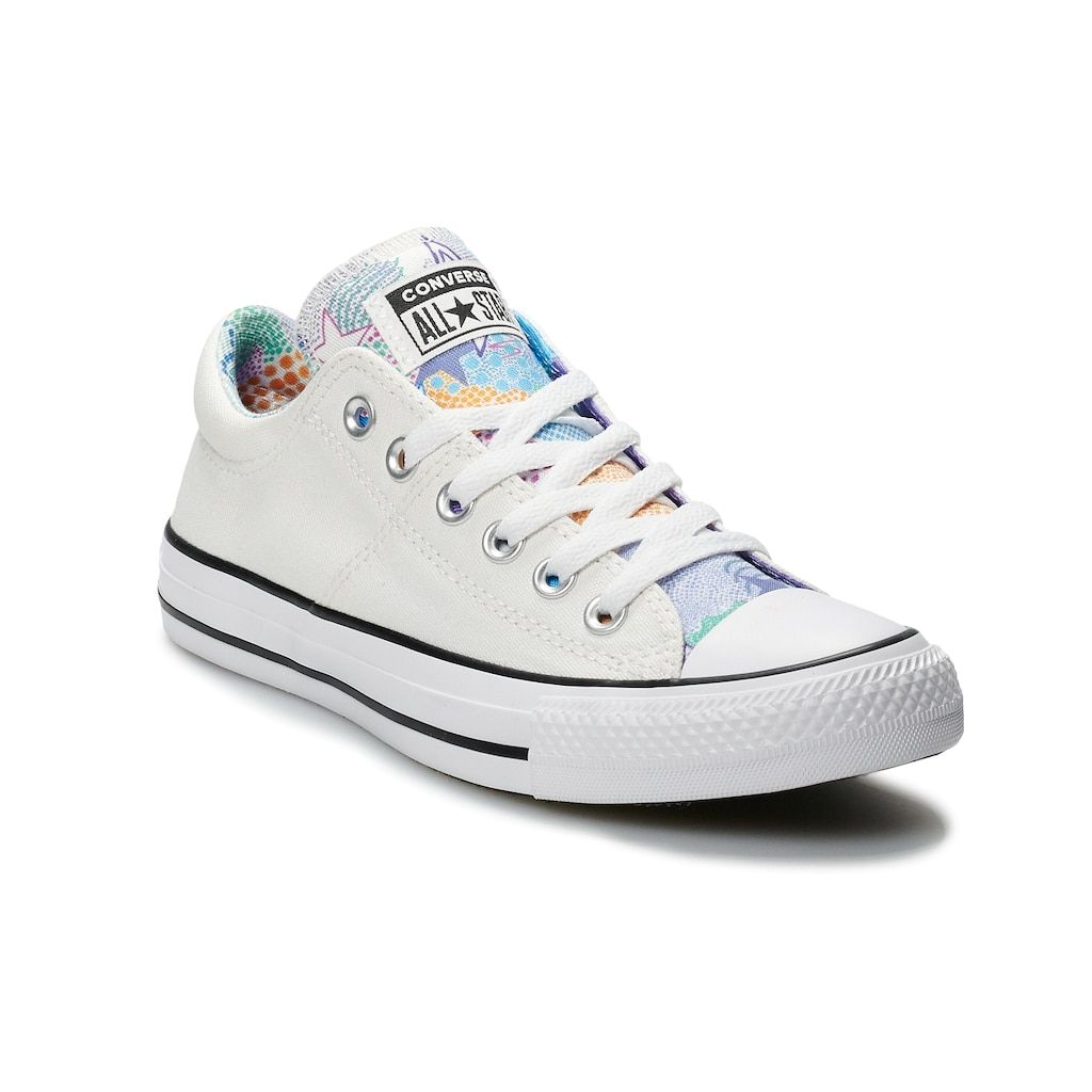 baf4bb97 Women's Converse Chuck Taylor All Star Madison Mosaic Sneakers, Size: 7.5,  Natural