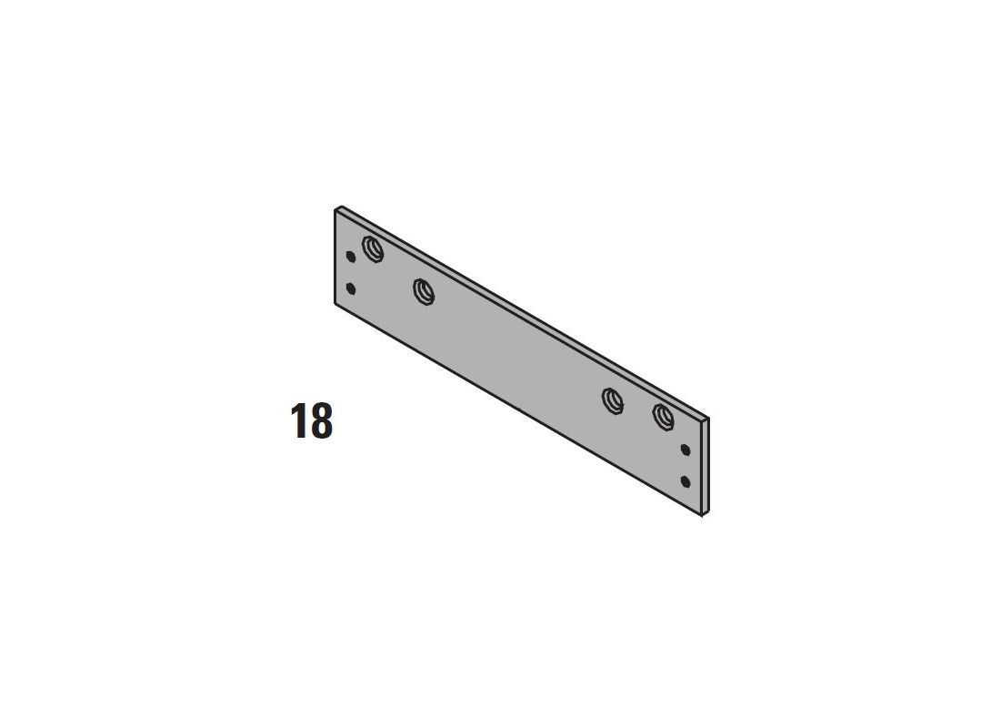 Lcn 1260 18 Products Doors Closed Doors Plates