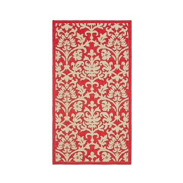 Safavieh Opole Patio Rug 18 liked on Polyvore featuring home