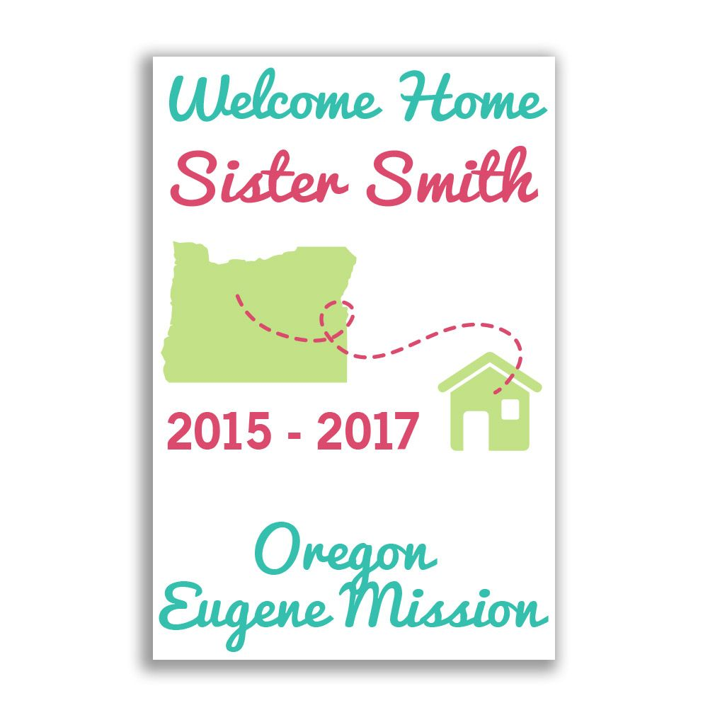 Handheld Mission to Home Sister Poster (#LDP-MSPST338) from Latter ...