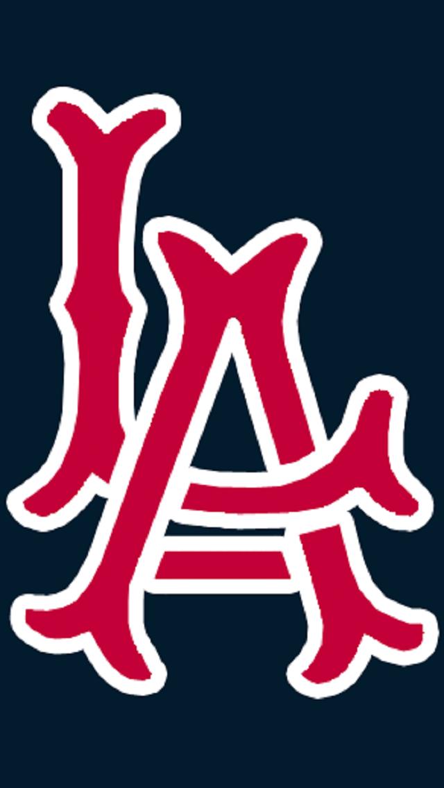 Los Angeles Angels 1961 Angels Baseball Mlb Wallpaper Angels Baseball Team