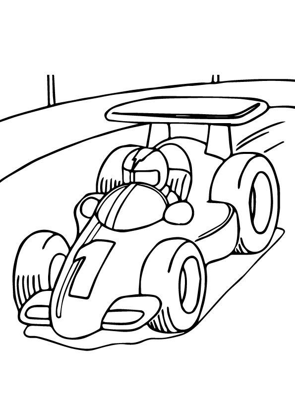 Car Coloring Pages Momjunction Taken