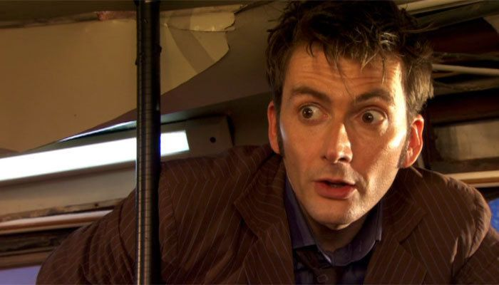 The 10th Doctor #doctorwho #davidtennant