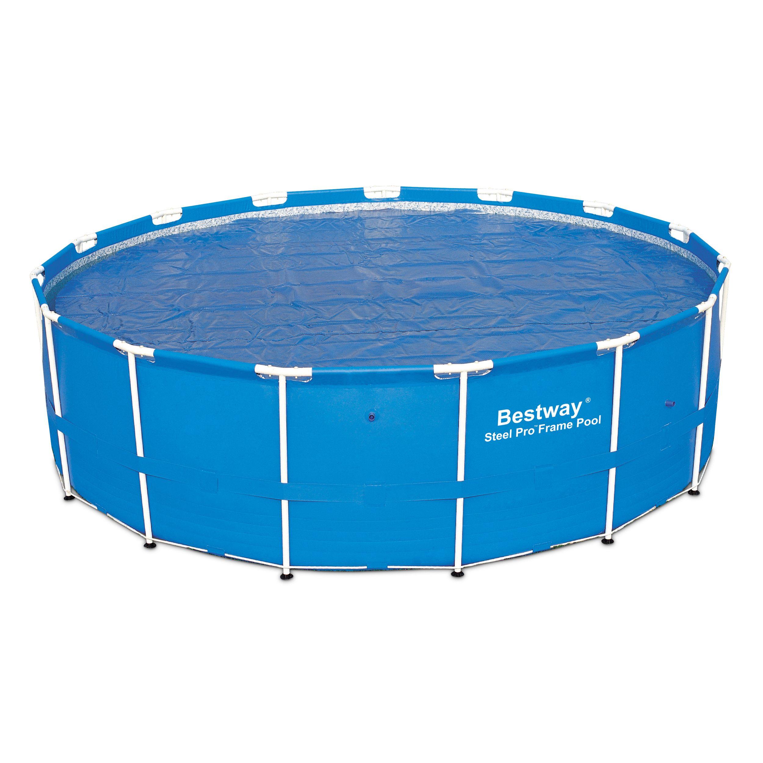 Bestway Solar 15-Foot Pool Cover