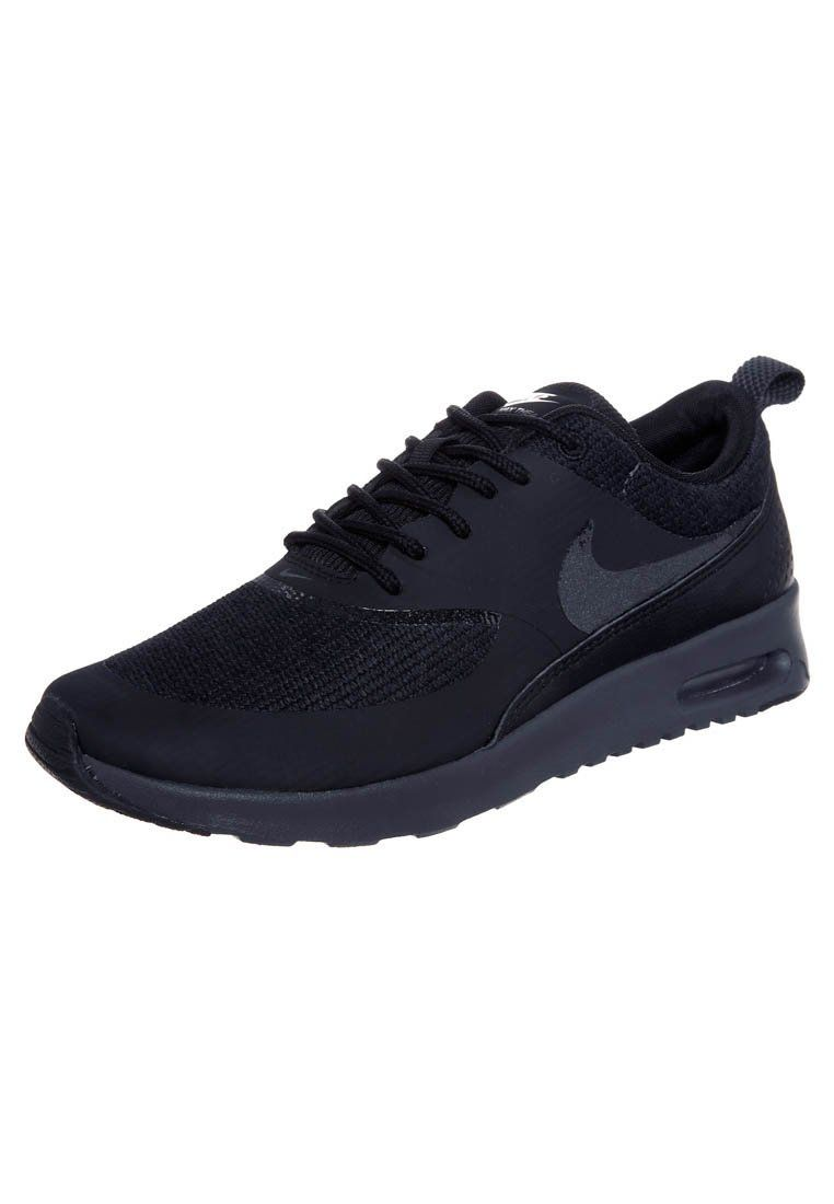 new product 961a3 50035 ... Nike Sportswear - AIR MAX THEA - Sneaker - black anthracite (http   ...