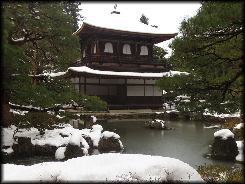 銀閣寺/慈照寺/京都の庭園と伝統建築/京都ゆったりまったり