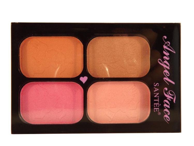 Santee Angel Face Blush Quad