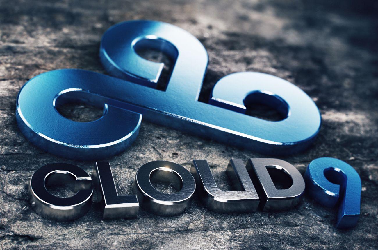 Color Cloud 9 Logo Cloud 9 Clouds Esports Logo