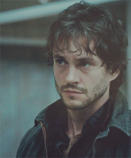 Will Graham - this might be the most beautiful face.