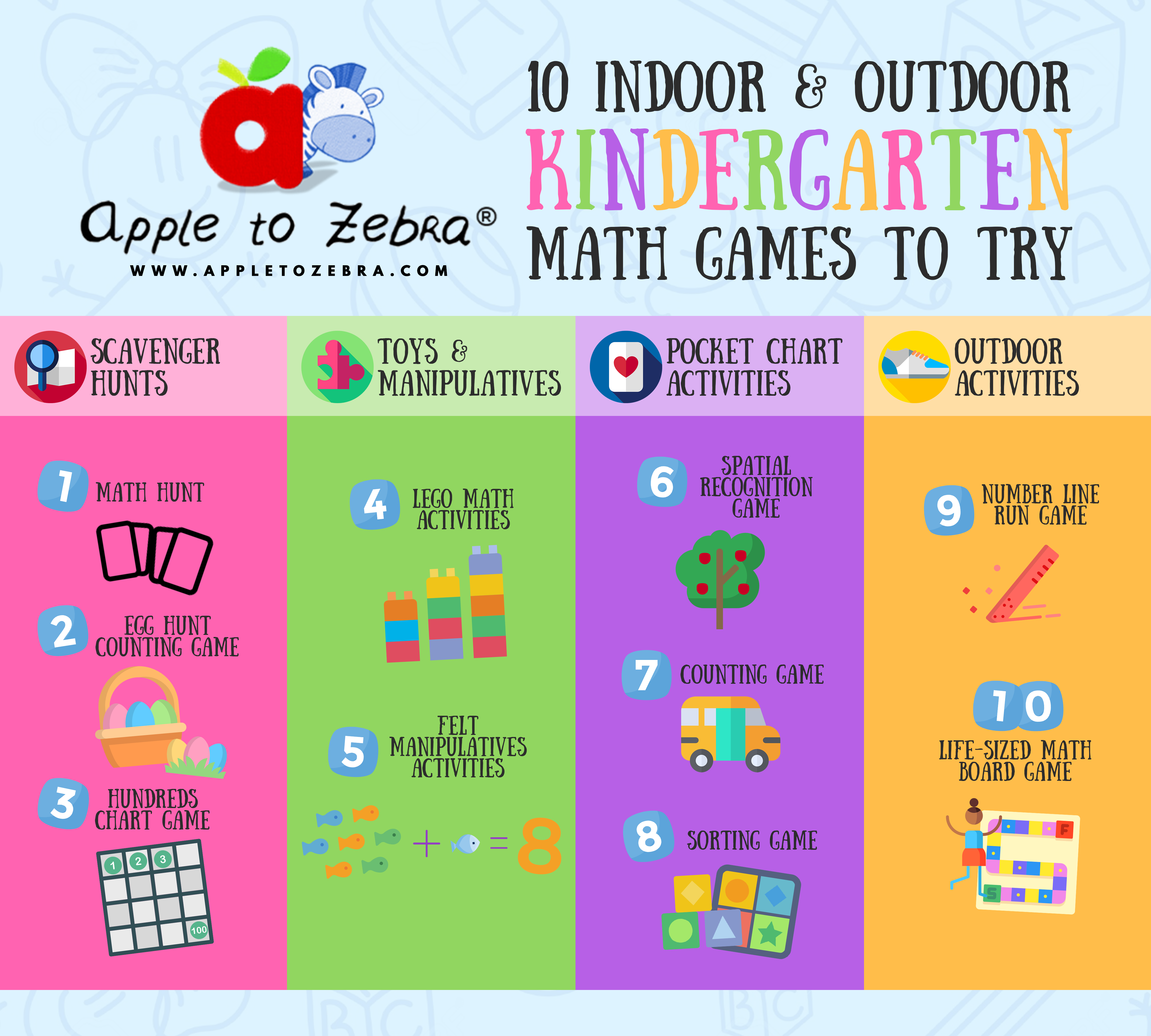 10 Indoor And Outdoor Kindergarten Math Games To Try Math Games Math Games For Kids Kindergarten Math