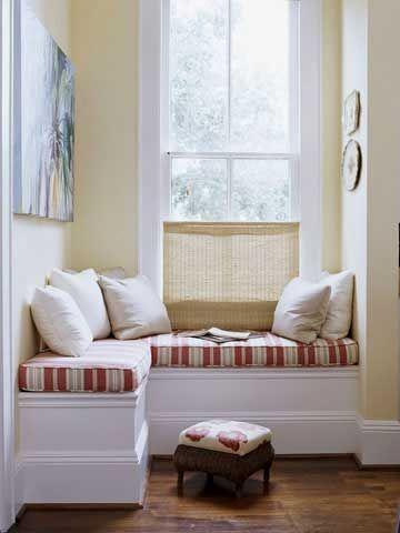 Window Seat Ideas | Someday home | Pinterest | Corner ...