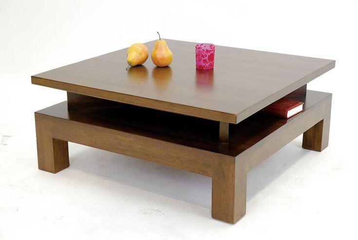 Table Basse Hévéa 80cm Helena Infos Et Dimensions Longueur