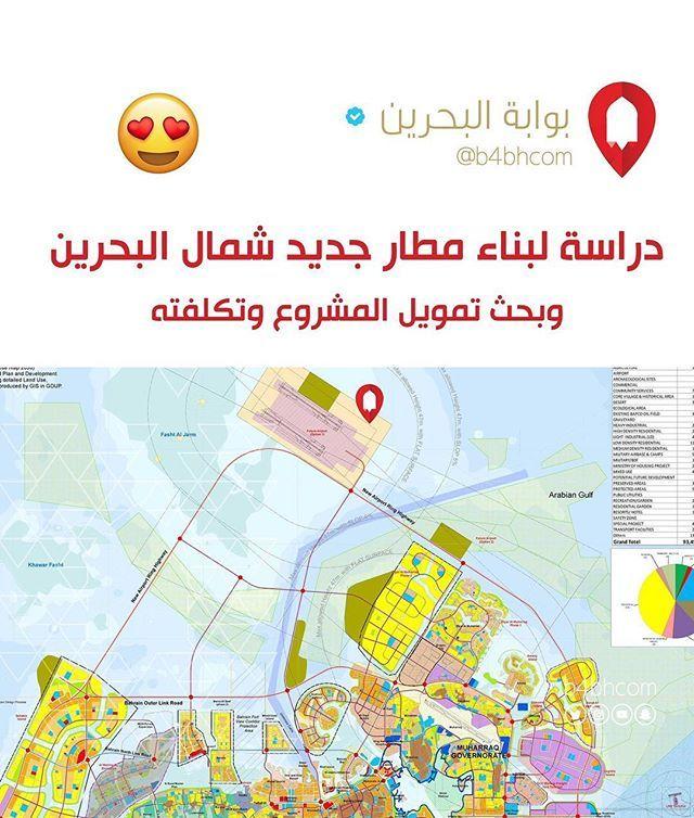 دراسة لبناء مطار جديد شمال البحرين وبحث تمويل المشروع وتكلفته البحرين Bahrain Arabians Map Map Screenshot