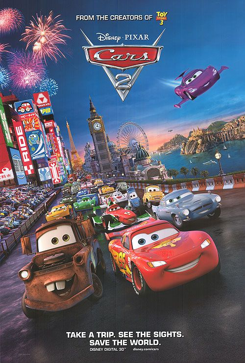 Cars 2 Cast Overview Jason Isaacs Siddeley Owen Wilson