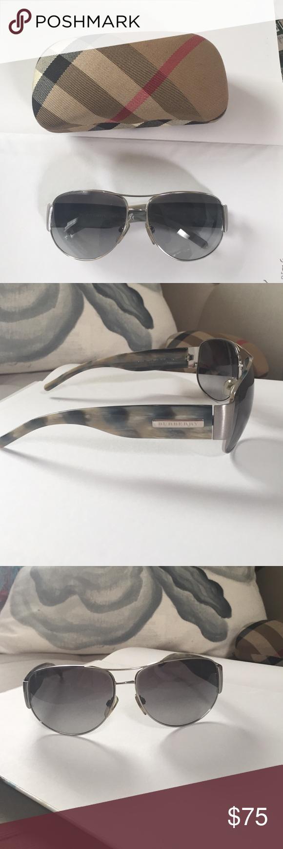 8cc560c5944e Burberry sunglasses Burberry aviator B3020 1005 11 unisex sunglasses  Burberry Accessories Sunglasses