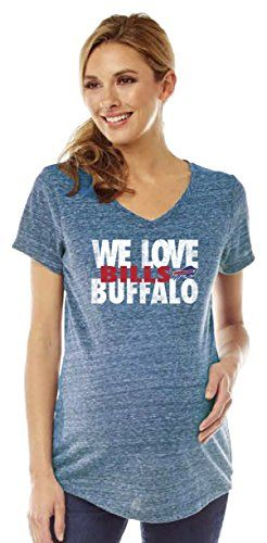buffalo bills maternity shirt