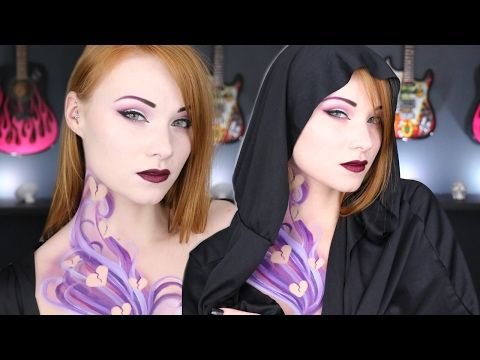 Anti Valentines Day Makeup Tutorial Youtube Characters